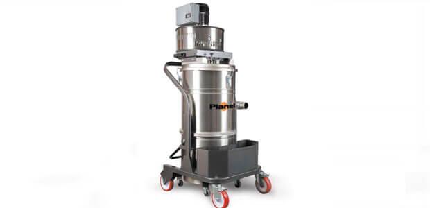 Industriële stofzuiger Aspirapolveri-liquidi Planet Optim T Inox_NL